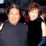 Sammo Hung with wife Joyce Godenzi image