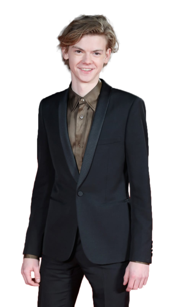 Thomas Brodie-Sangster transparent background png image