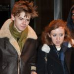 Thomas Brodie-Sangster and Isabella Melling dated