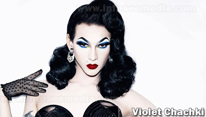 Violet Chachk featured image