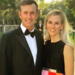 Webb Simpson with wife Taylor Dowd Simpson