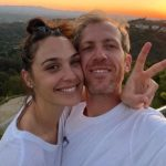 Yaron Varsano with wife Gal Godot