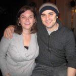 gary Veynerchuk with wife Lizzie Vaynerchuk
