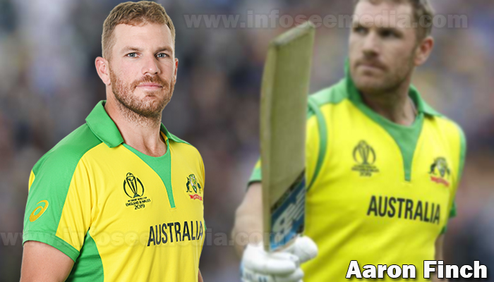 Aaron Finch featured image