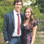 Ashton Agar with girlfriend Madeleine Hay