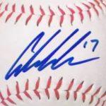 Austin Meadows signature