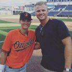 Austin Meadows with brother Parker Meadows