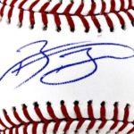 Bo Bichette signature