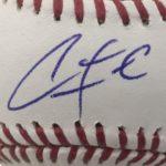 Carlos Correa signature