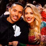 Carlos Correa with wife Daniella Correa Rodriguez image