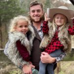 Chris Paddack with nieces