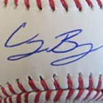 Cody Bellinger signature