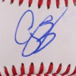Corey Seager signature