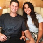 Corey Seager with girlfriend Madisyn Van Ham