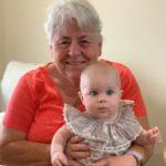 David Warner mother Lorraine Warner