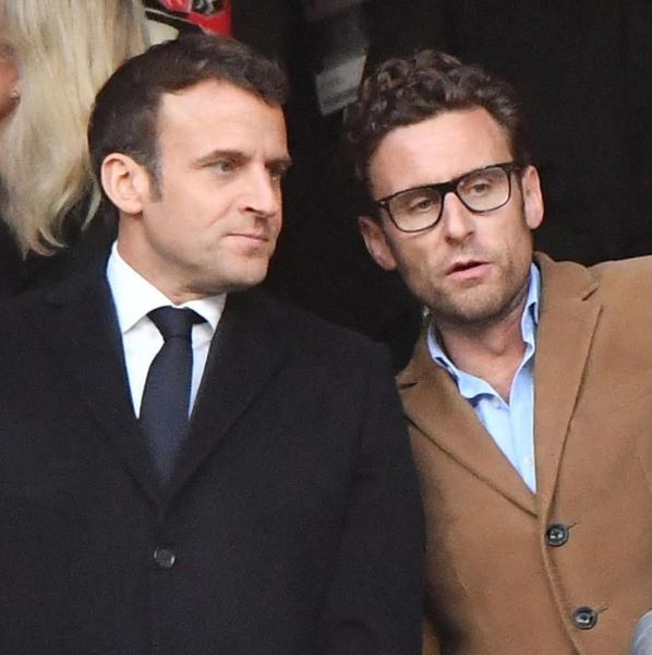 Emmanuel Macron Brother Laurent Macron Celebrities Infoseemedia
