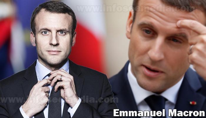 Emmanuel Macron Bio Family Net Worth Celebrities Infoseemedia