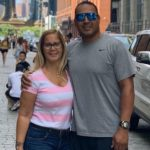 Gleyber Torres father and mother image
