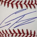 Gleyber Torres signature