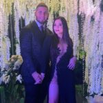 Gleyber Torres with wife Elizabeth Torres image