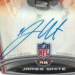 James White signature
