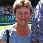 Josh Hazlewood mother Anne Hazlewood
