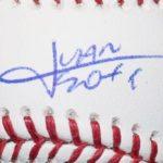 Juan Soto signature