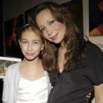 Kennya Baldwin with daughter Hailey Bieber image