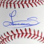 Luis Severino signature