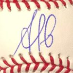 Ozzie Albies signature