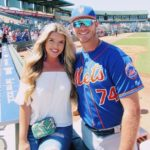 Pete Alonso with girlfriend Haley Renee image