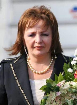 Vladimir Putin wife Lyudmila Shkrebneva image ...
