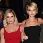 Cara Delevingne and Ashley Benson dated