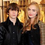 Cara Delevingne and Jake Bugg dated
