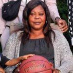Dennis Schroder mother Fatou Schroeder