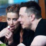 Elon Musk and Amber Heard dated