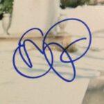 Emily VanCamp signature