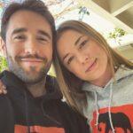 Emily VanCamp with husband Josh Bowman