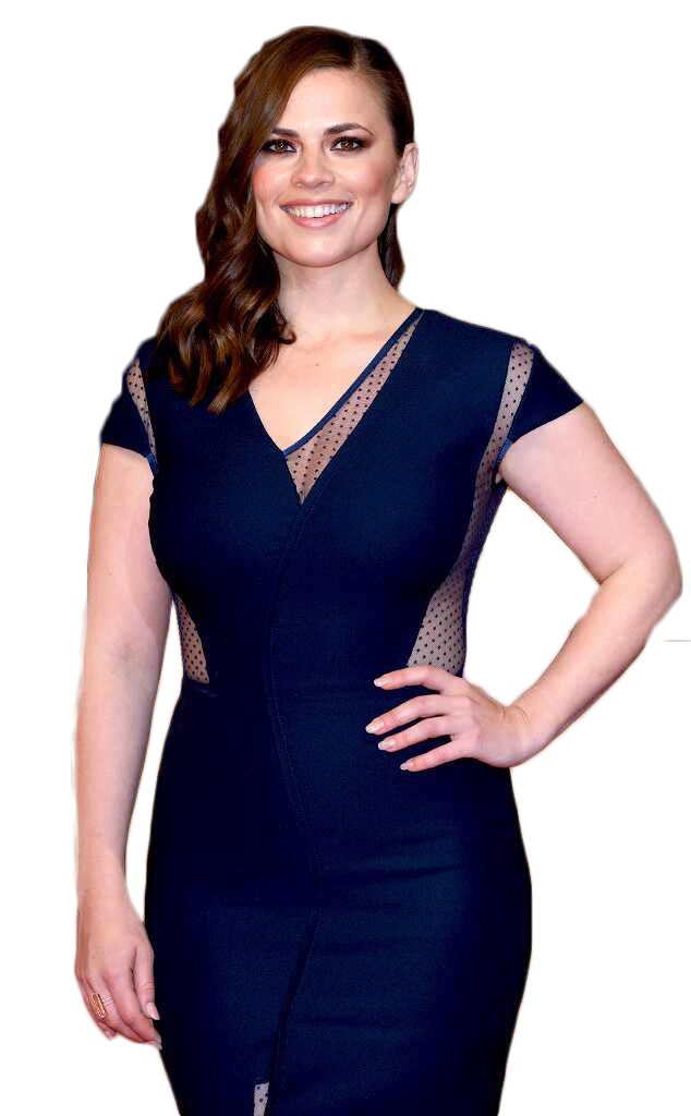 Hayley Atwell transparent background png image