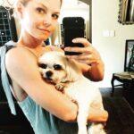 Jennifer Morrison pet dog image