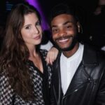 King Bach with ex-girlfriend Amanda Cerny