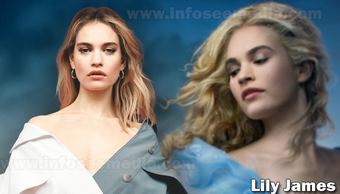 Lily James featured image