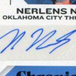 Nerlens Noel signature