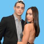 Noah Centineo and girlfriend Alexis Ren