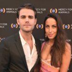 Paul Wesley with wife Ines de Ramon image