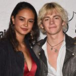 Ross Lynch and Courtney Eaton dated