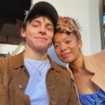 Ross Lynch with girlfriend Jaz Sinclair