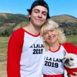 Ross Lynch with mother Stormie Lynch