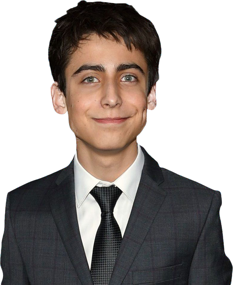 Aidan Gallagher transparent background png image