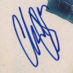 China Anne McClain signature